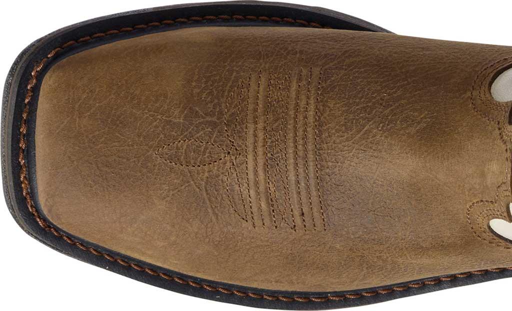 Men's Ariat Workhog Wide Square Toe Cowboy Boot, , large, image 4
