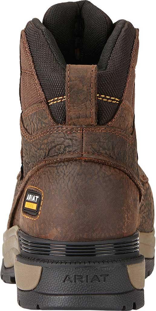 "Men's Ariat Mastergrip 6"" H2O Composite Toe Metguard Work Boot, Bruin Brown Full Grain Leather, large, image 3"