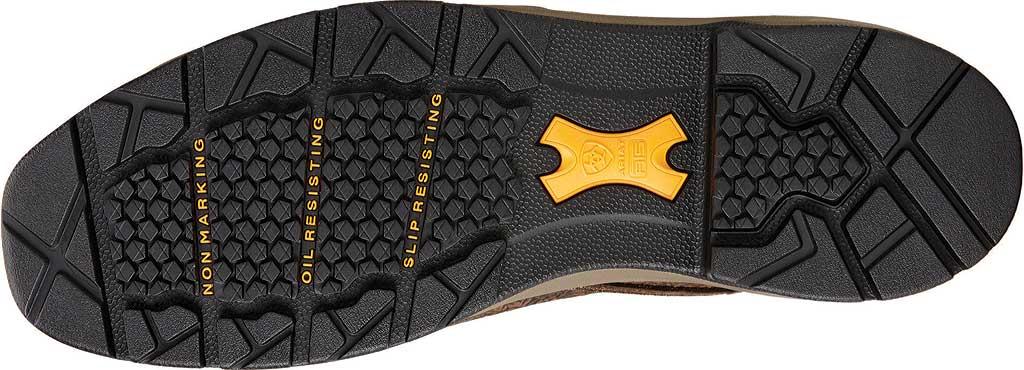 "Men's Ariat Mastergrip 6"" H2O Composite Toe Metguard Work Boot, Bruin Brown Full Grain Leather, large, image 5"