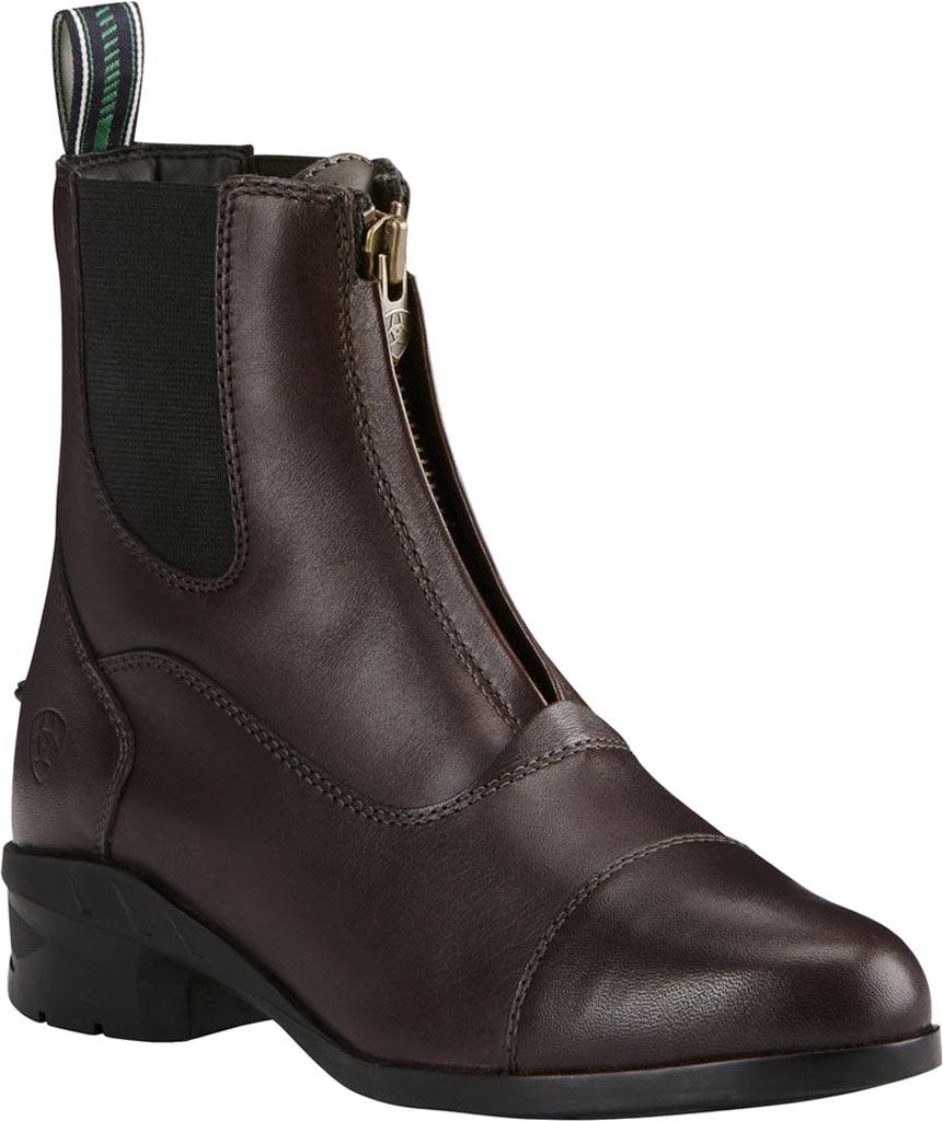 Women's Ariat Heritage IV Zip Paddock Boot, , large, image 1