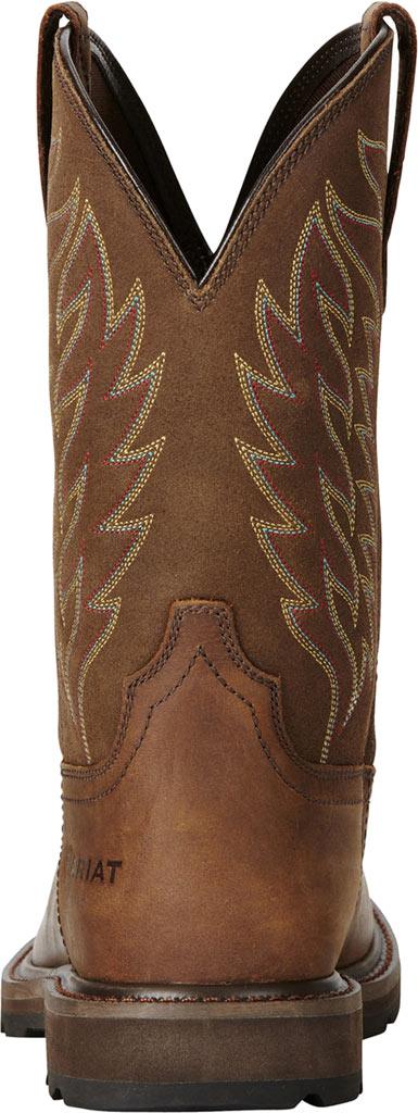 Men's Ariat Groundbreaker Wide Square Toe Boot, , large, image 3
