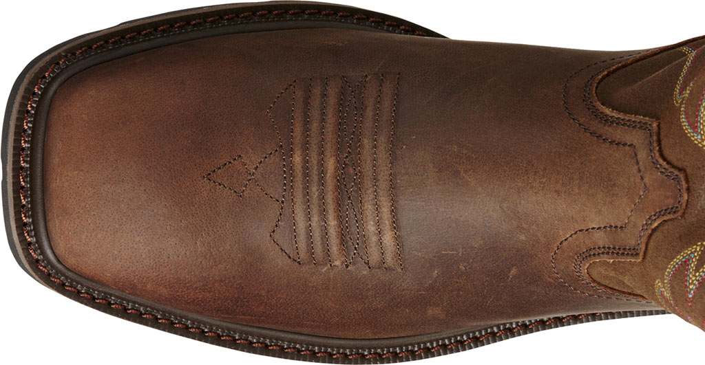 Men's Ariat Groundbreaker Wide Square Toe Boot, , large, image 4