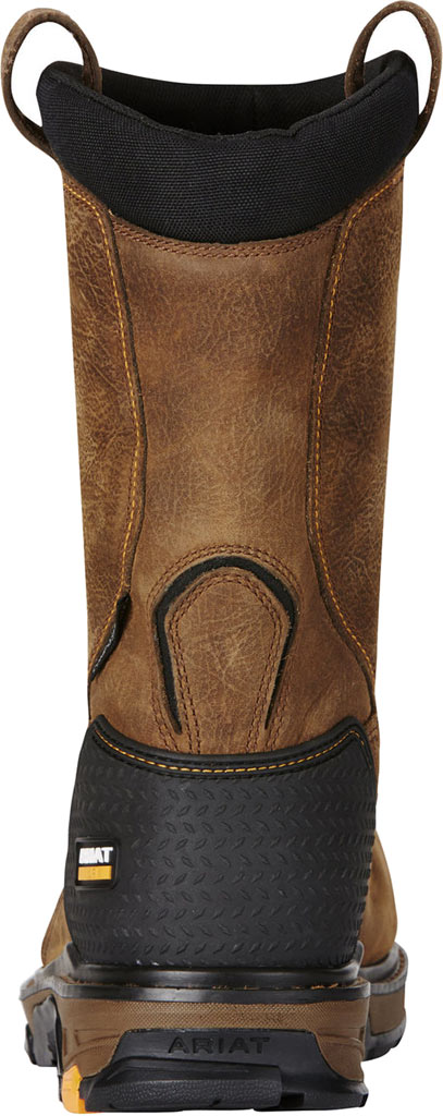 Men's Ariat Intrepid Pull-On H2O Composite Toe Boot, Rye Brown Full Grain Leather, large, image 3