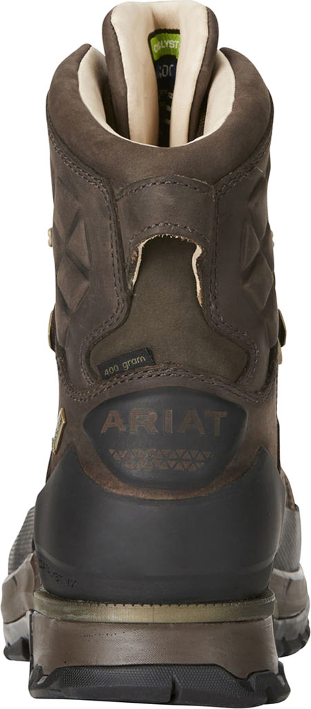 """Men's Ariat Catalyst VX Defiant 8"""" GORE-TEX 400G Hiking Boot, Bitter Brown Leather, large, image 3"""