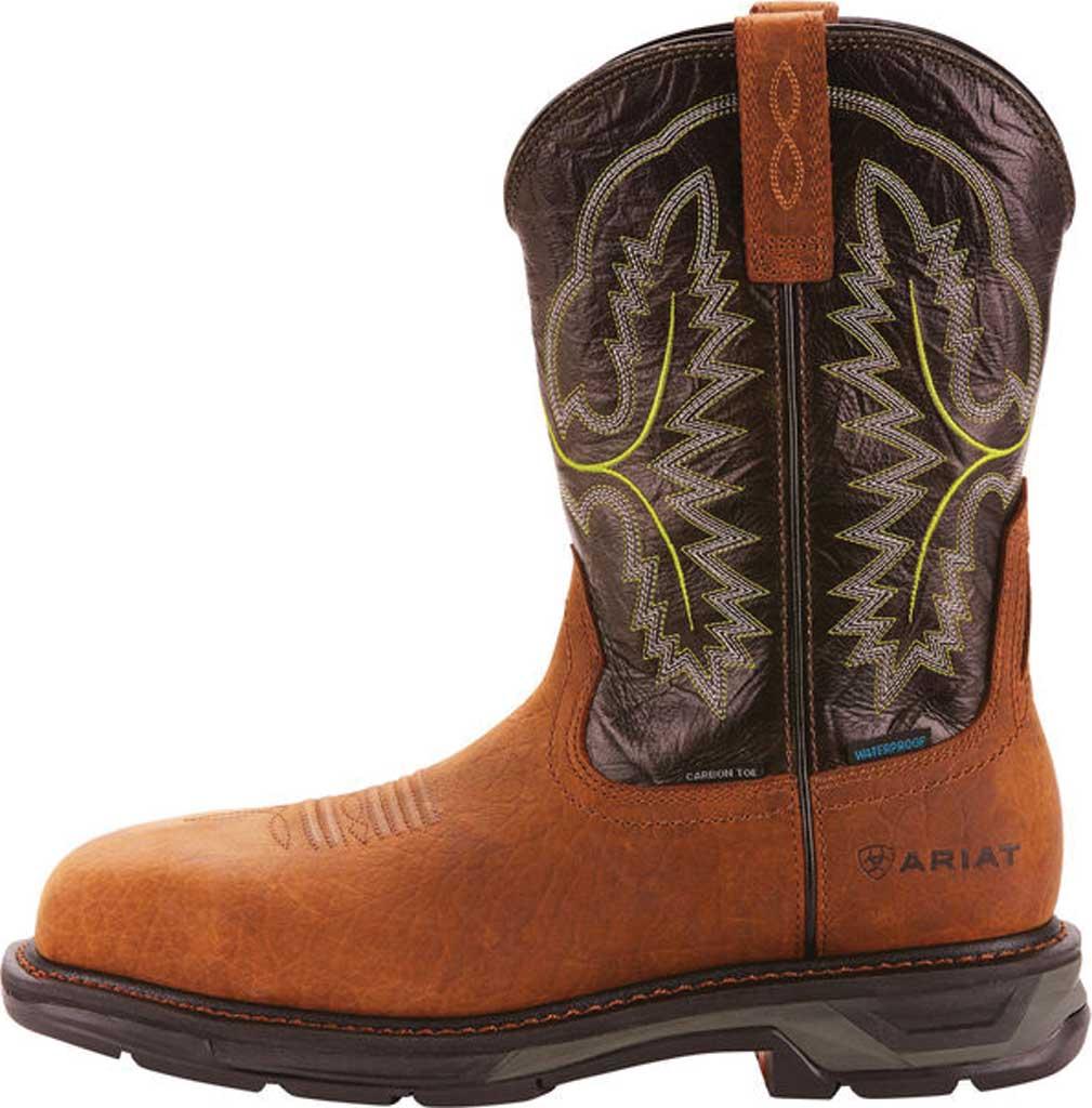 Men's Ariat WorkHog XT Wide Square Carbon Toe H2O Cowboy Boot, , large, image 2