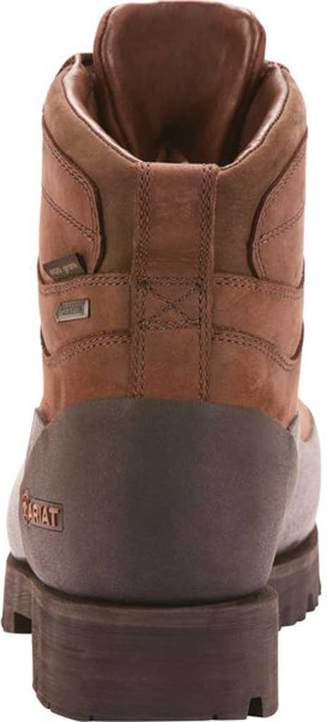 "Men's Ariat Linesman Ridge 6"" GTX 400G Composite Toe Boot, Bitter Brown Full Grain Leather, large, image 3"