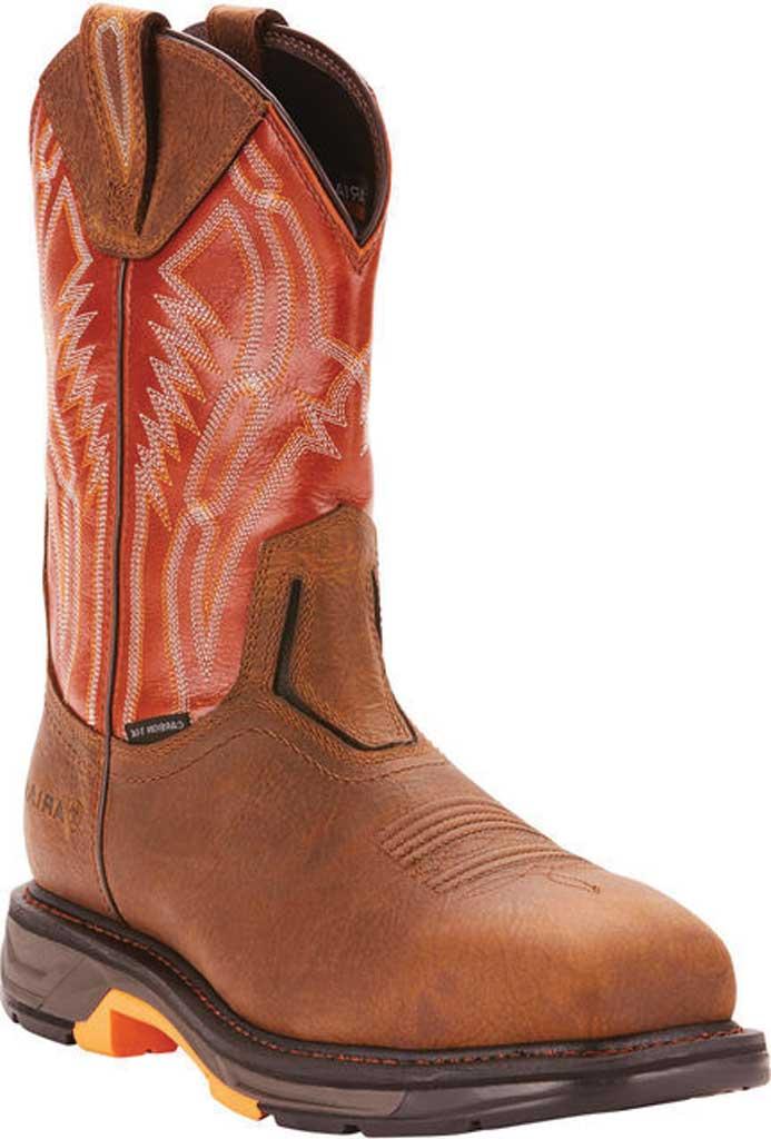 Men's Ariat WorkHog XT Dare Carbon Toe Cowboy Boot, , large, image 1