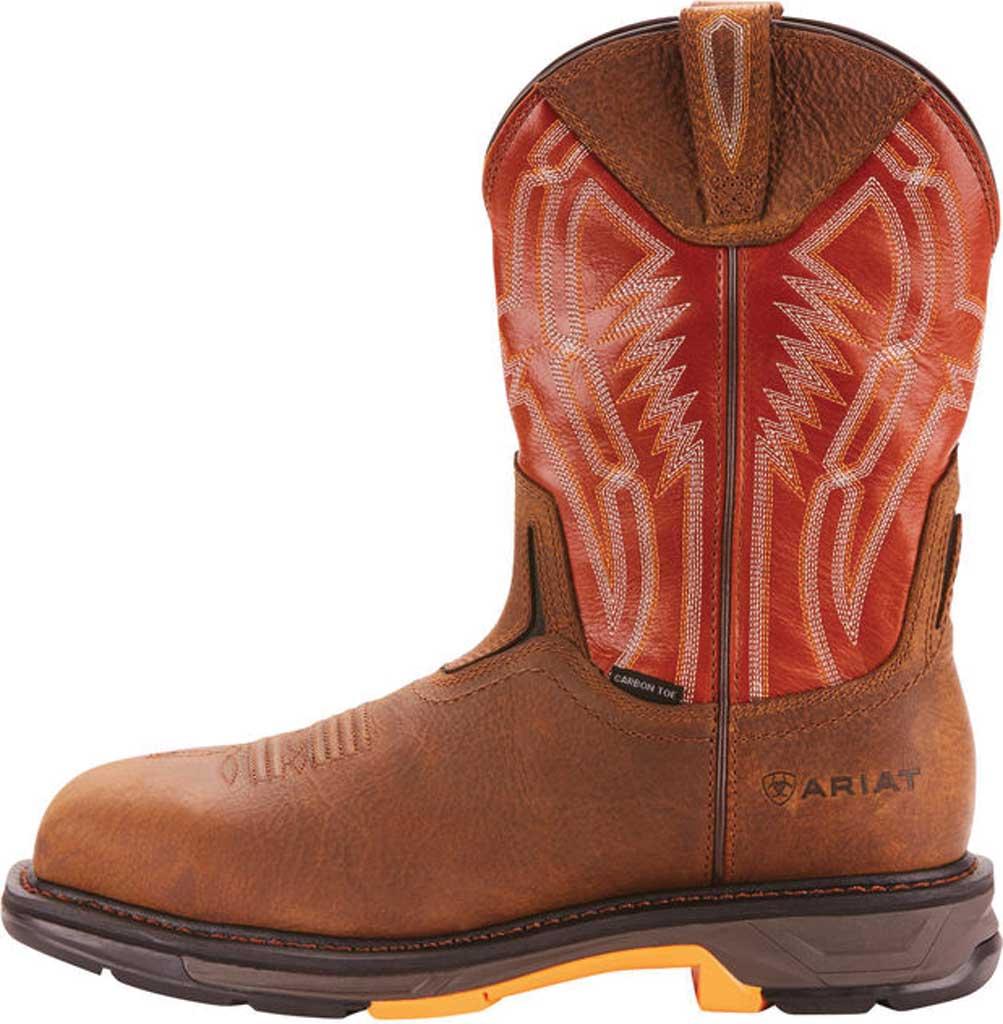 Men's Ariat WorkHog XT Dare Carbon Toe Cowboy Boot, , large, image 2