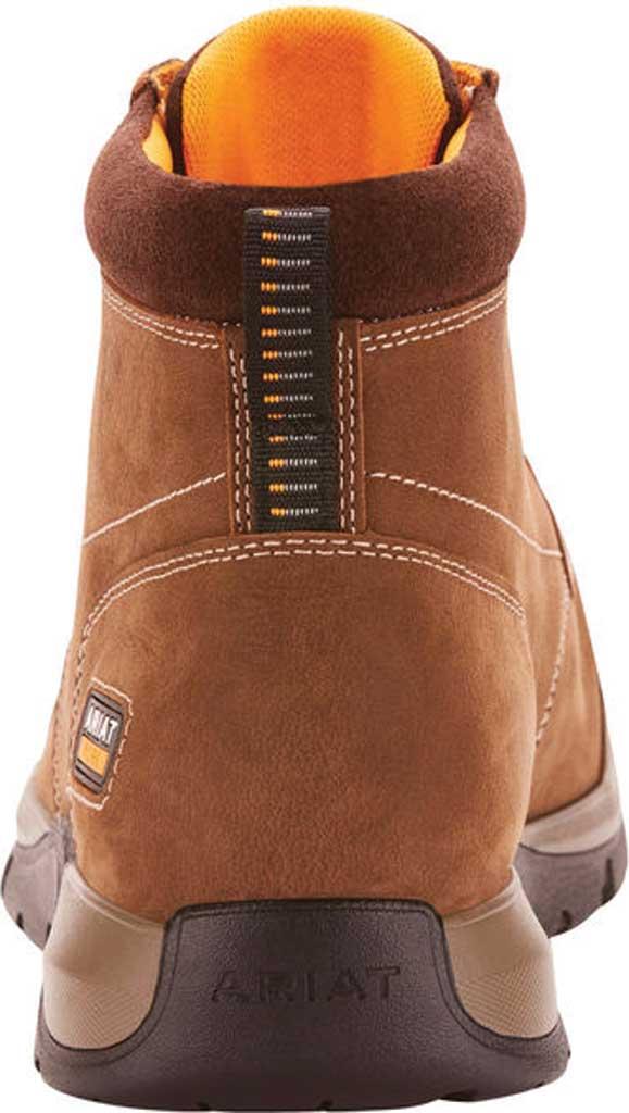 Men's Ariat Edge LTE Composite Toe Work Boot, Dark Brown Leather, large, image 3