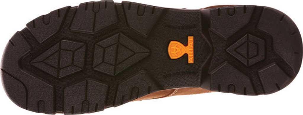 Men's Ariat Edge LTE Composite Toe Work Boot, Dark Brown Leather, large, image 5