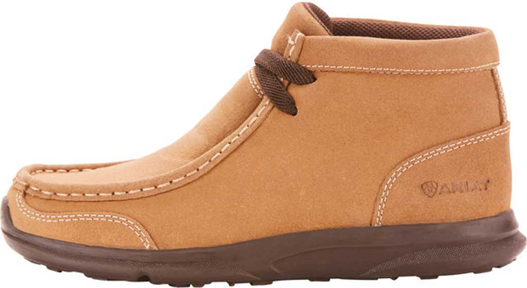 Children's Ariat Spitfire Bootie, Coyote Full Grain Leather, large, image 2