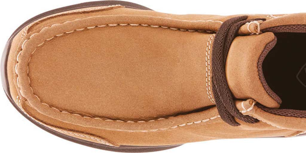 Children's Ariat Spitfire Bootie, Coyote Full Grain Leather, large, image 4