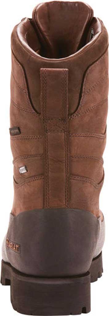 "Men's Ariat Linesman Ridge 10"" GTX 400G Composite Toe Boot, Bitter Brown Full Grain Leather, large, image 3"