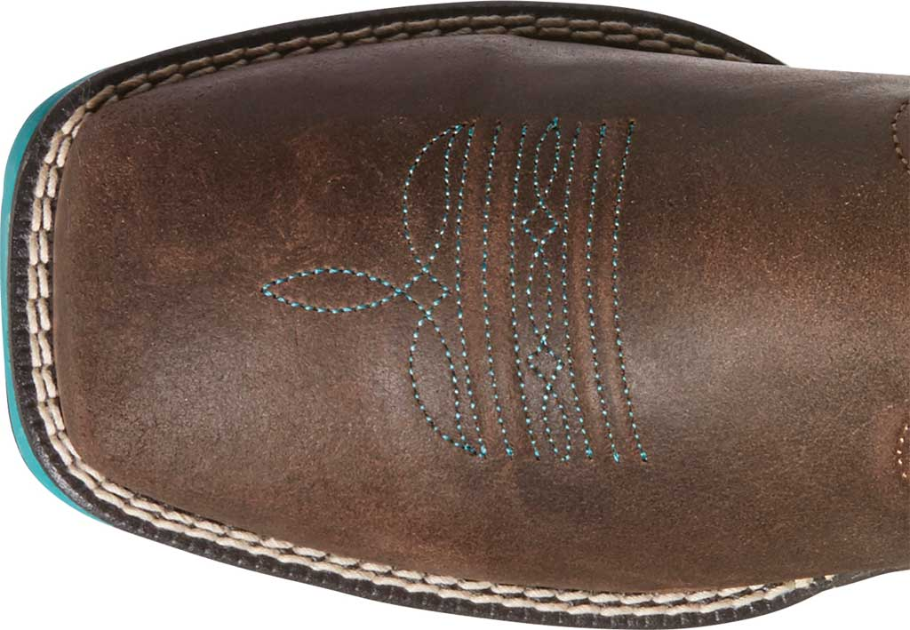 Women's Ariat Anthem Cowgirl Boot, Java Leather, large, image 4