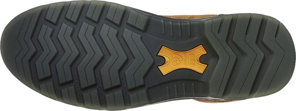 "Men's Ariat Turbo 8"" H2O Carbon Toe Work Boot, Aged Bark Full Grain Leather, large, image 5"