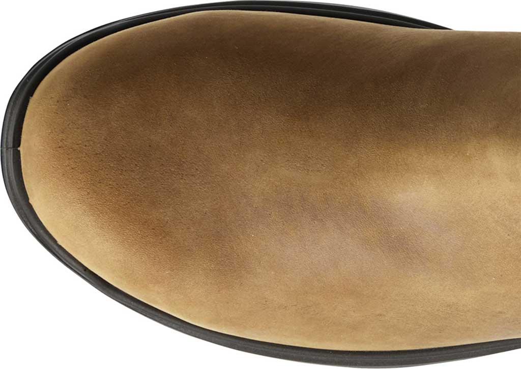 Men's Ariat Turbo Pull-On H2O CSA Carbon Toe Work Boot, Aged Bark Full Grain Leather, large, image 4