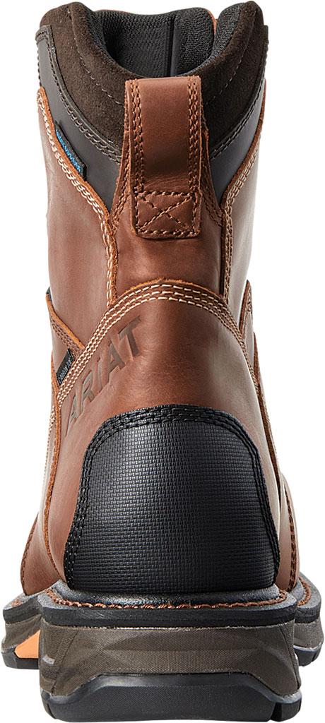 "Men's Ariat WorkHog XT 8"" H2O Carbon Toe Work Boot, Russet Brown Salt Repel Full Grain Leather, large, image 3"