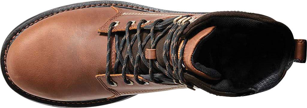 "Men's Ariat WorkHog XT 8"" H2O Carbon Toe Work Boot, Russet Brown Salt Repel Full Grain Leather, large, image 4"
