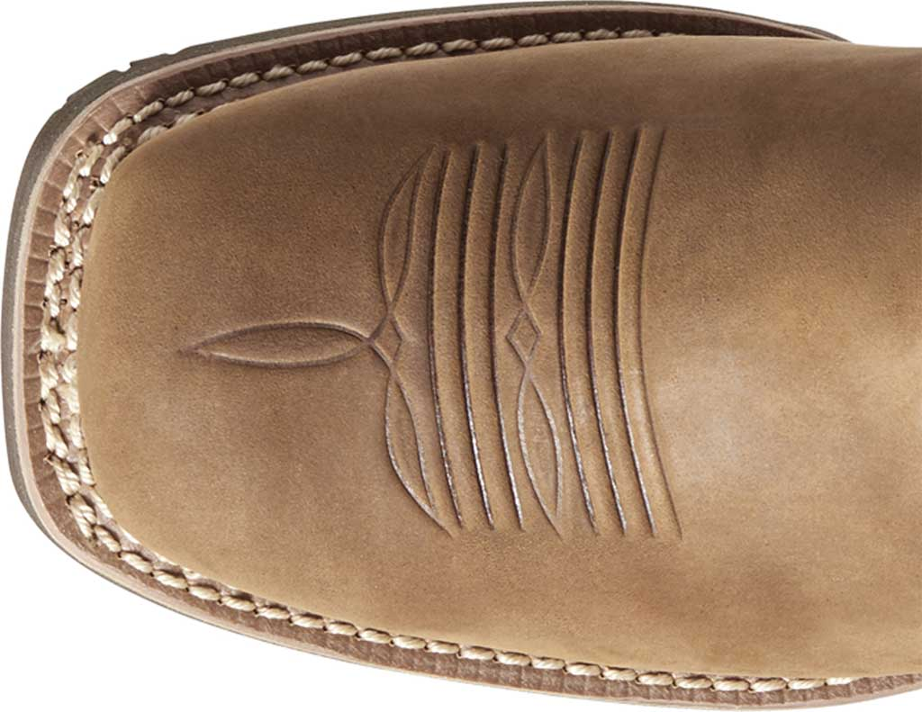 Women's Ariat Hybrid Rancher H2O 400g Cowgirl Boot, Oily Distressed Tan Full Grain Leather, large, image 4