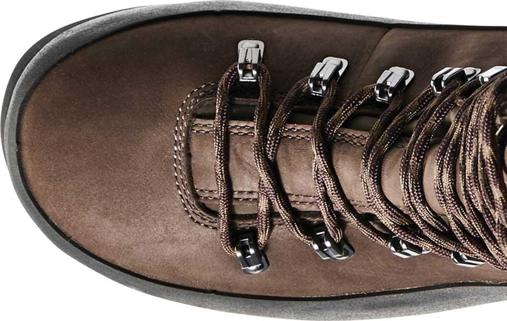 "Men's Ariat Linesman Ridge 10"" GTX Composite Toe Work Boot, Bitter Brown Full Grain Leather, large, image 4"