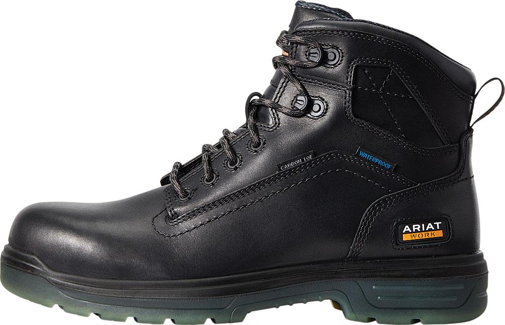 "Men's Ariat Turbo 6"" H2O CSA Carbon Toe Work Boot, , large, image 2"