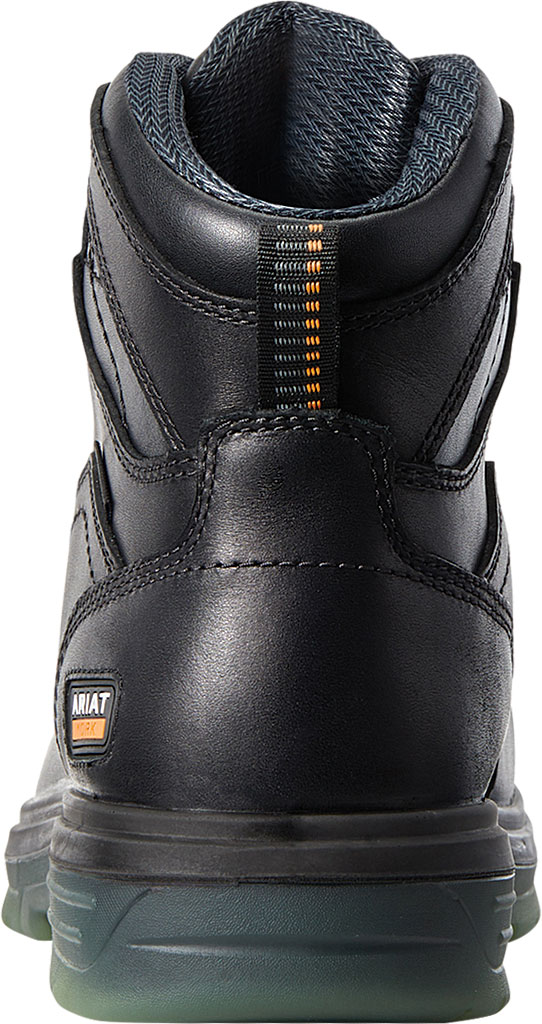 "Men's Ariat Turbo 6"" H2O CSA Carbon Toe Work Boot, , large, image 3"