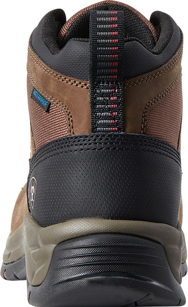 Men's Ariat Telluride H2O Composite Toe Work Boot, Distressed Brown Full Grain Leather, large, image 3