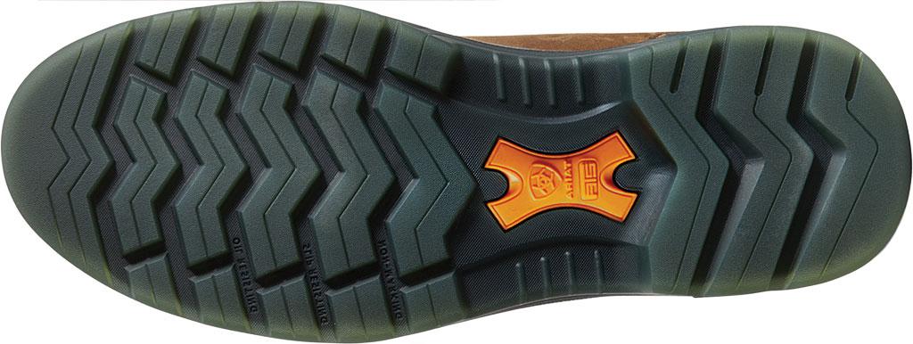 "Men's Ariat Turbo 8"" H2O CSA Carbon Toe Work Boot, Aged Bark Full Grain Leather, large, image 4"