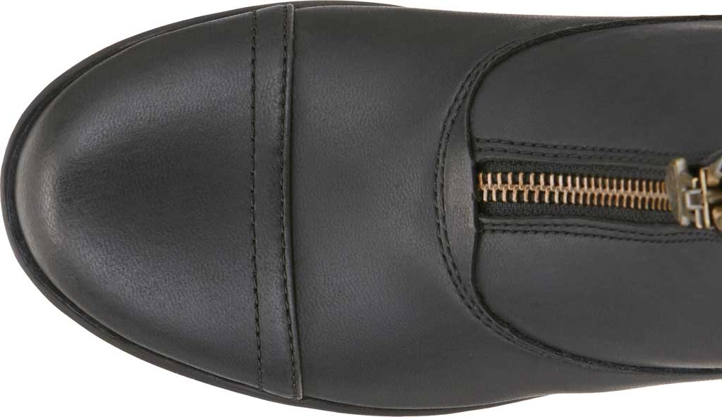 Children's Ariat Scout Zip Paddock Boot, Black Full Grain Leather, large, image 4