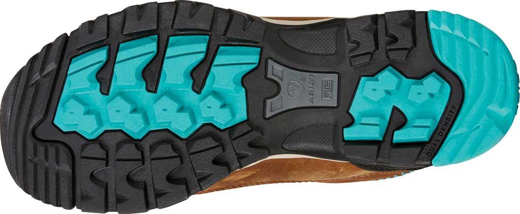 Women's Ariat Skyline Slip-On Work Shoe, Taupe Full Grain Leather, large, image 5