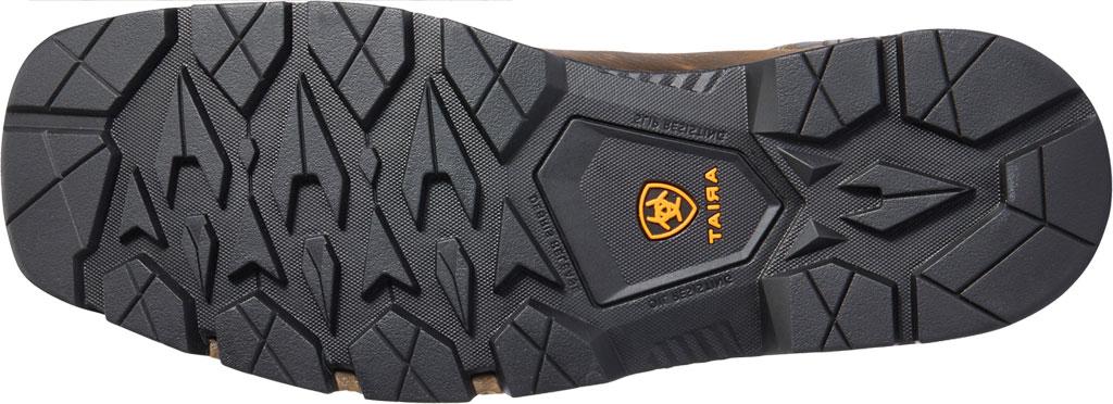 Men's Ariat Rebar Flex Western H2O Composite Toe Boot, Dark Brown/Black Waterproof Full Grain Leather, large, image 5