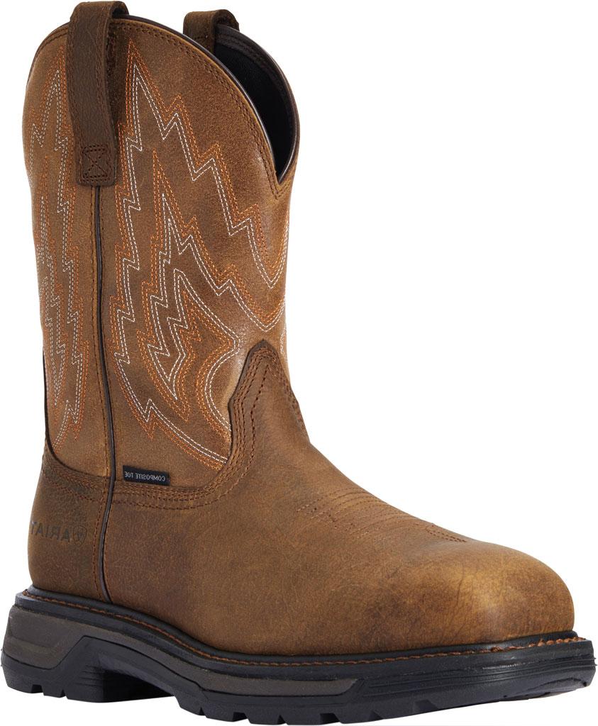 Men's Ariat Big Rig Composite Toe Work Boot, , large, image 1