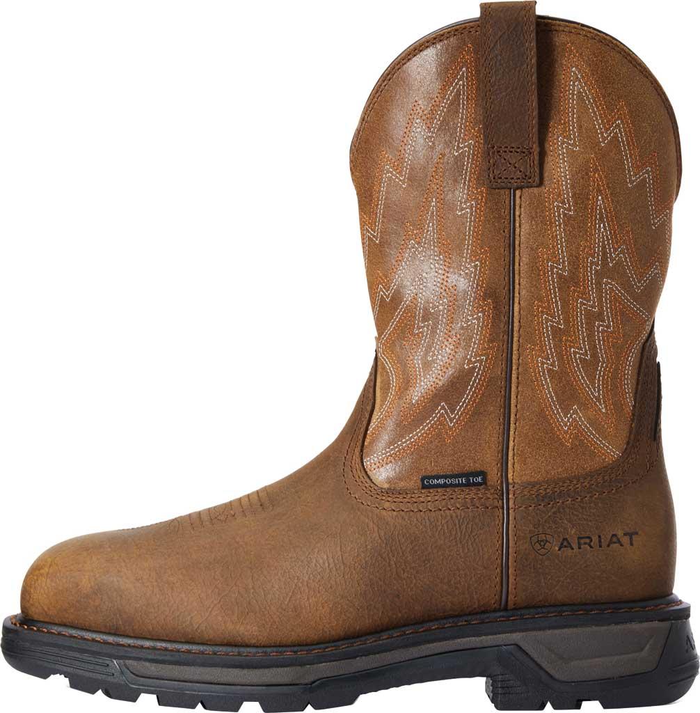 Men's Ariat Big Rig Composite Toe Work Boot, , large, image 2