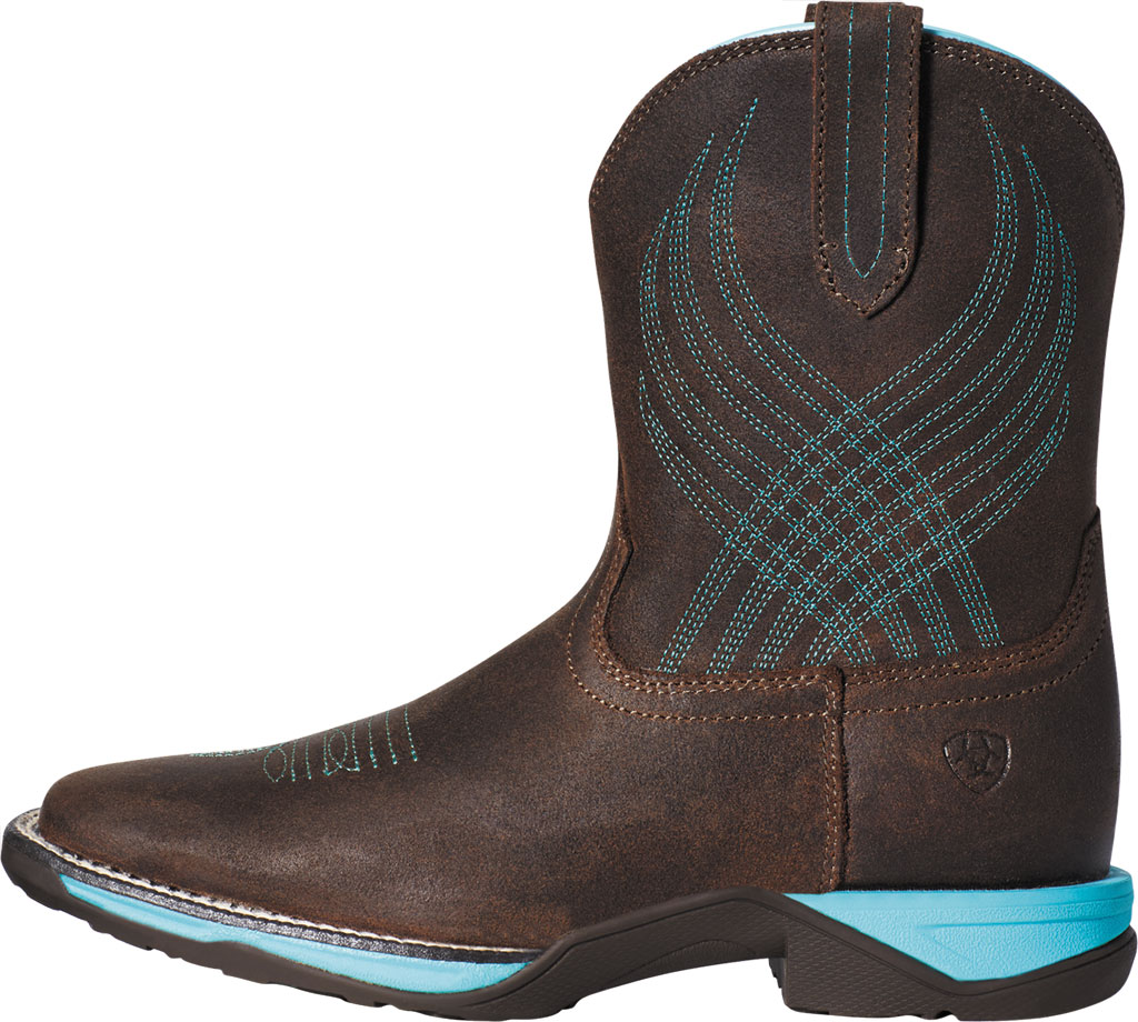 Children's Ariat Anthem Riding Boot, Java Full Grain Leather, large, image 2