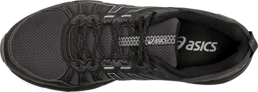 Men's ASICS GEL-Venture 7 Trail Running Shoe, Black/Sheet Rock, large, image 5