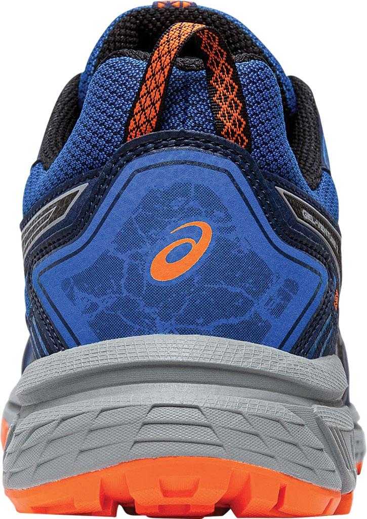 Men's ASICS GEL-Venture 7 Trail Running Shoe, Electric Blue/Sheet Rock, large, image 4