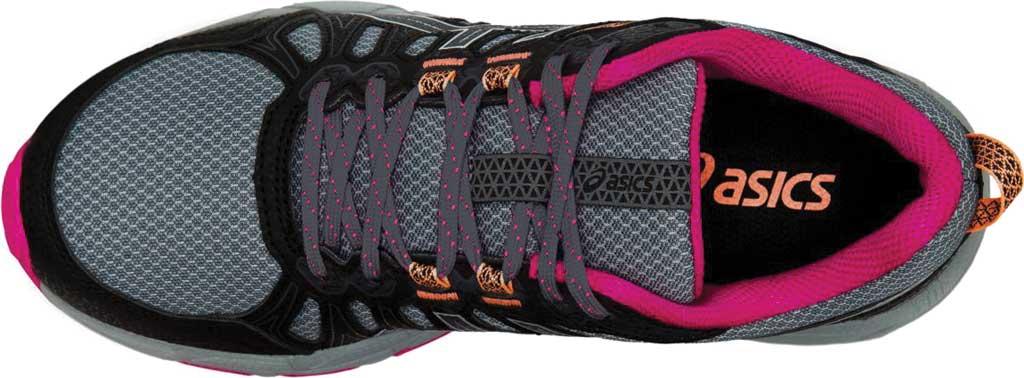 Women's ASICS GEL-Venture 7 Trail Running Shoe, Carrier Grey/Silver, large, image 2