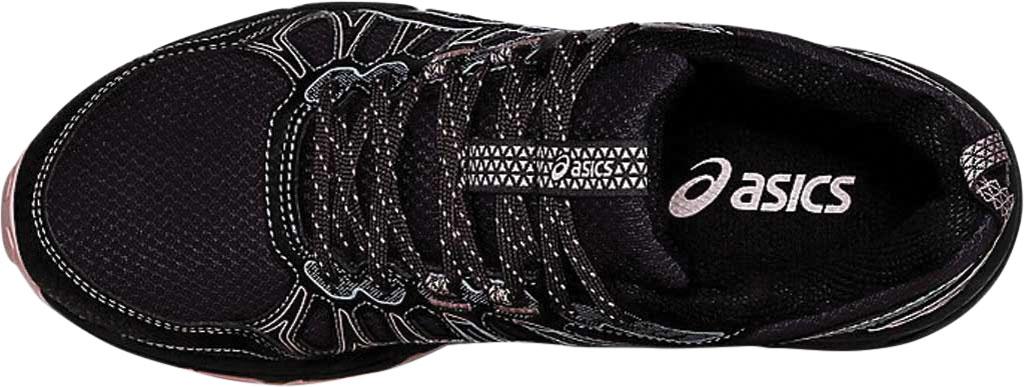 Women's ASICS GEL-Venture 7 Trail Running Shoe, Graphite Grey/Black, large, image 5