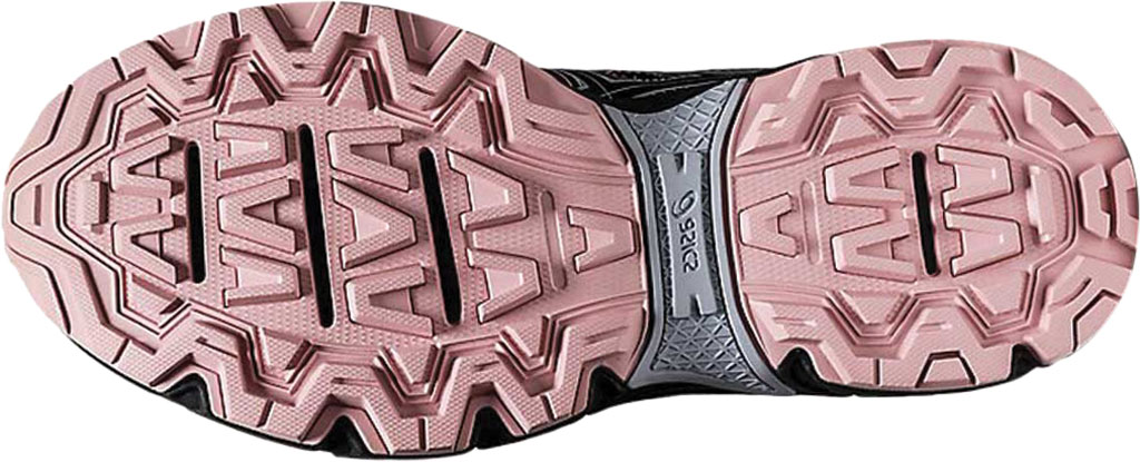 Women's ASICS GEL-Venture 7 Trail Running Shoe, Graphite Grey/Black, large, image 6