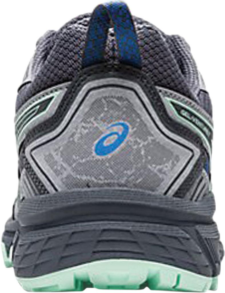 Women's ASICS GEL-Venture 7 Trail Running Shoe, Sheet Rock/Ice Mint, large, image 4
