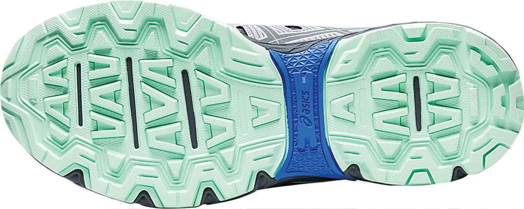 Women's ASICS GEL-Venture 7 Trail Running Shoe, Sheet Rock/Ice Mint, large, image 5