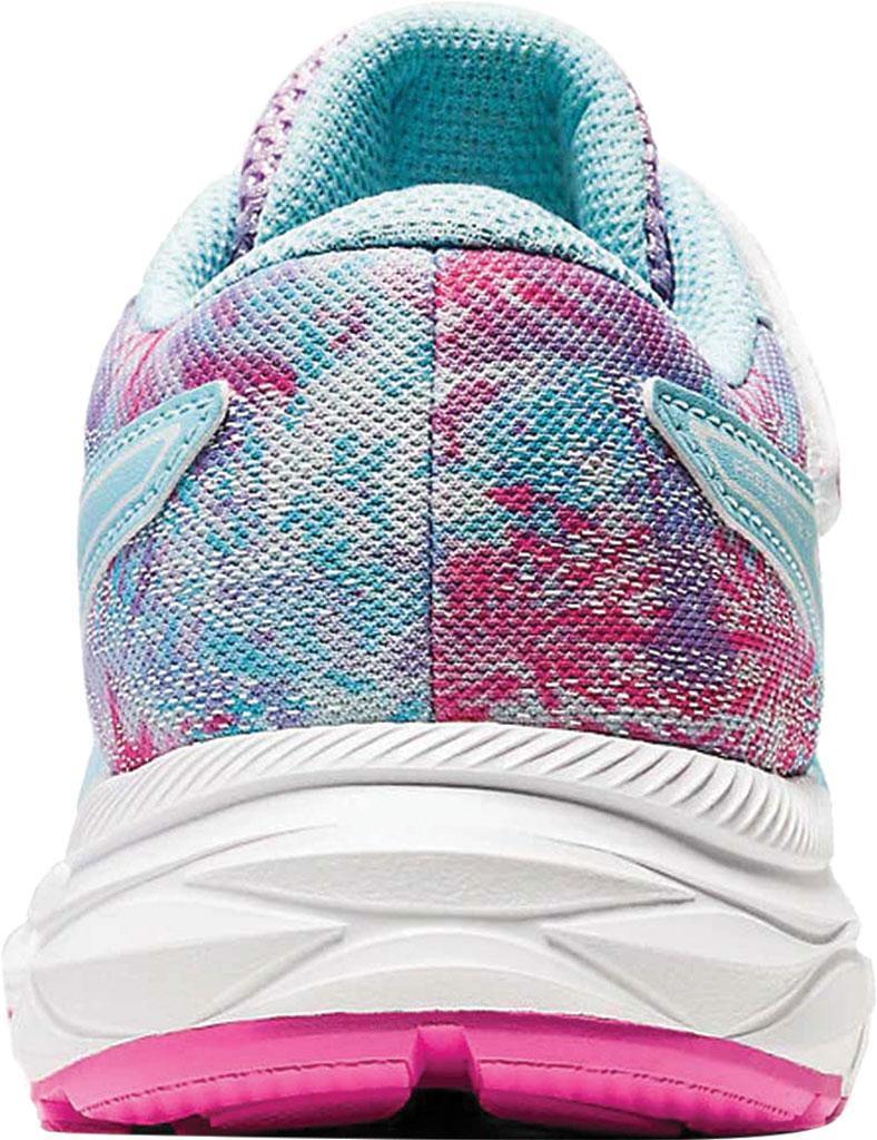 Children's ASICS Pre Excite 7 PS Running Sneaker, Ocean Decay/Dragon Fruit Multi, large, image 3