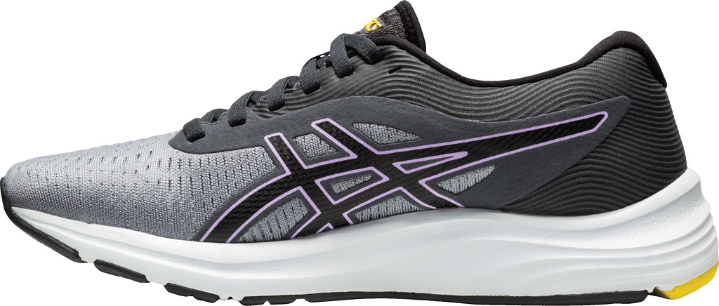 Women's ASICS GEL-Pulse 12 Running Sneaker, Sheet Rock/Graphite Grey, large, image 3