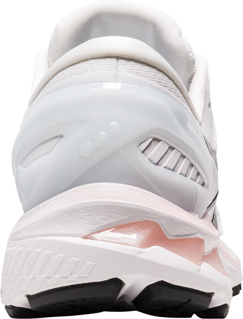 Women's ASICS GEL-Kayano 27 Running Sneaker, Pink Salt/Pure Silver, large, image 4
