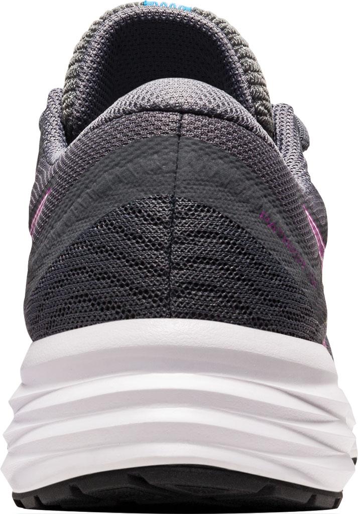 Women's ASICS Patriot 12 Running Sneaker, Carrier Grey/Digital Grape, large, image 4