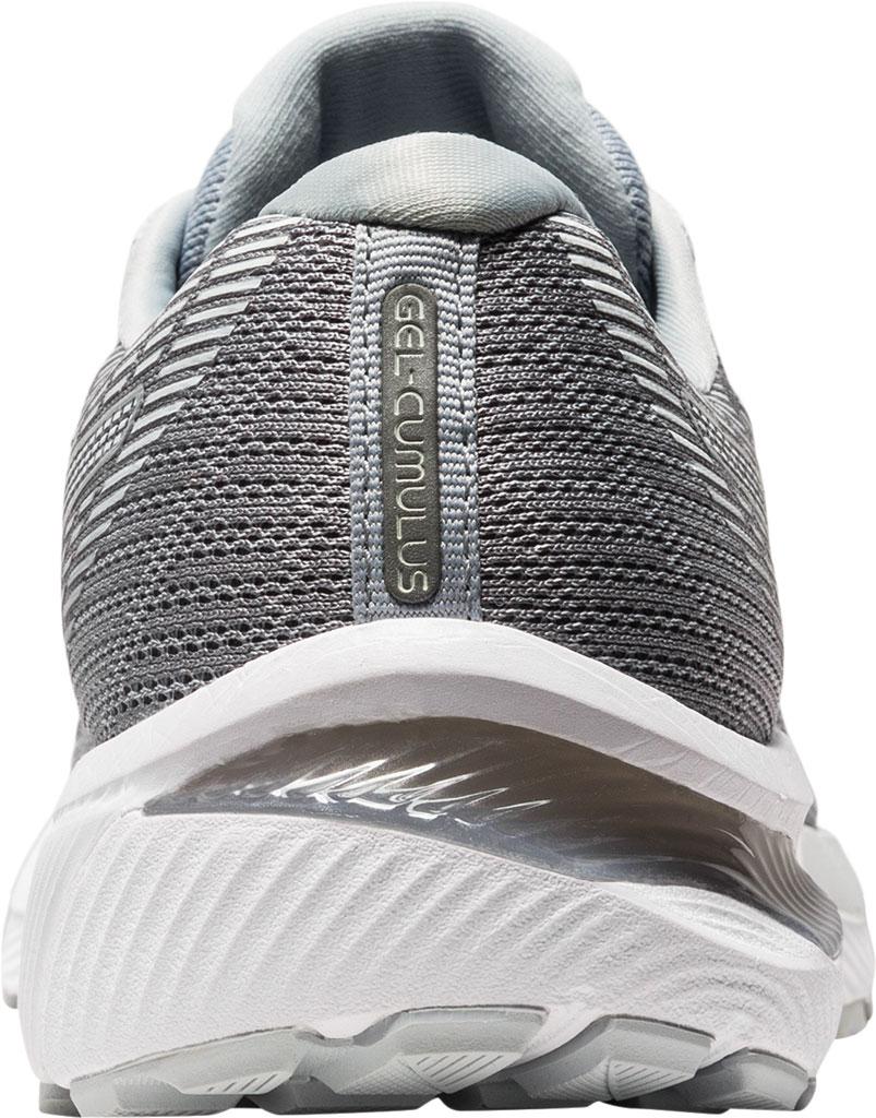 Women's ASICS GEL-Cumulus 22 Running Sneaker, Piedmont Grey/White, large, image 4