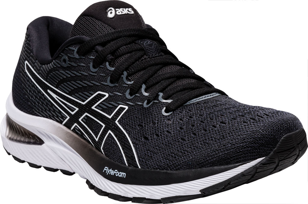 Women's ASICS GEL-Cumulus 22 Running Sneaker, Carrier Grey/Black, large, image 1