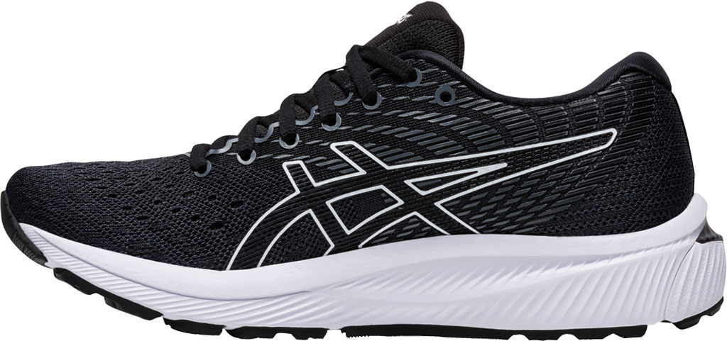 Women's ASICS GEL-Cumulus 22 Running Sneaker, Carrier Grey/Black, large, image 3