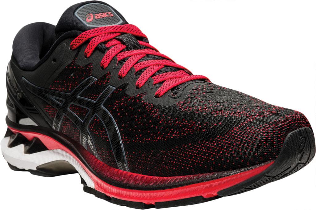 Men's ASICS GEL-Kayano 27 Running Sneaker, Classic Red/Black, large, image 1