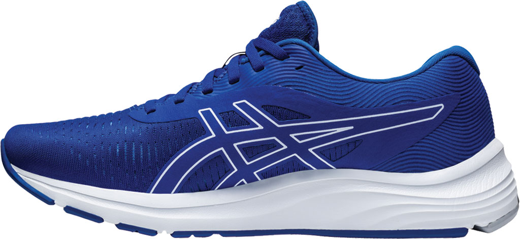 Men's ASICS GEL-Pulse 12 Running Sneaker, Asics Blue/ Asics Blue, large, image 3